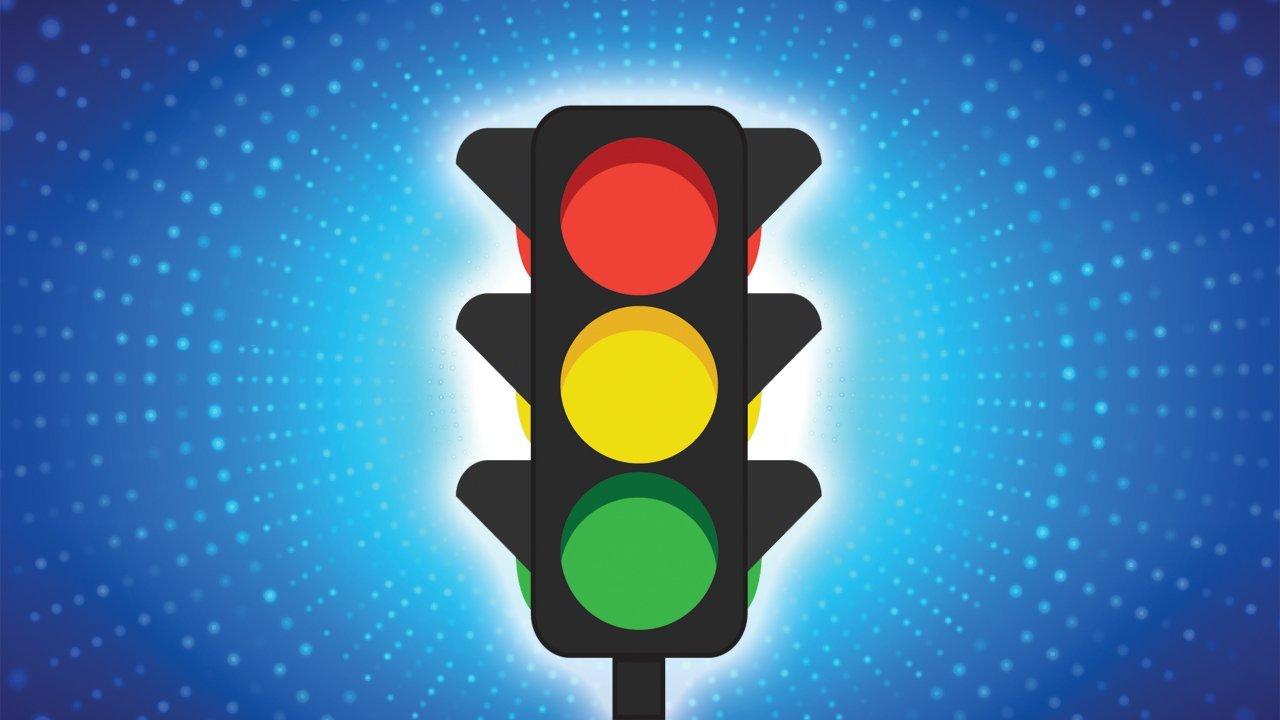 C Международным днём светофора