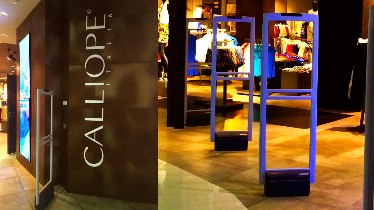 Бутик молодежной итальянской одежды CALLIOPE