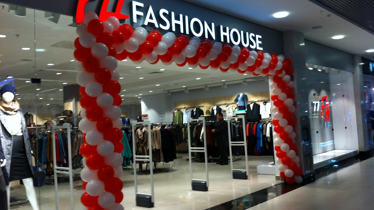 <p>&laquo;Fashion House&raquo;&nbsp;&mdash;