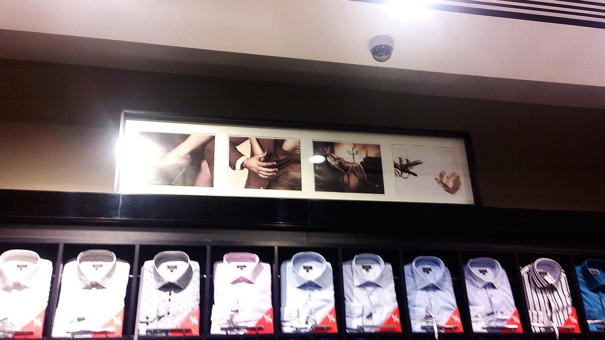 Магазин модной мужской одежды KANZLER