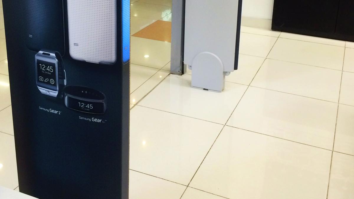 Фирменный магазин бытовой техники и электроники SAMSUNG
