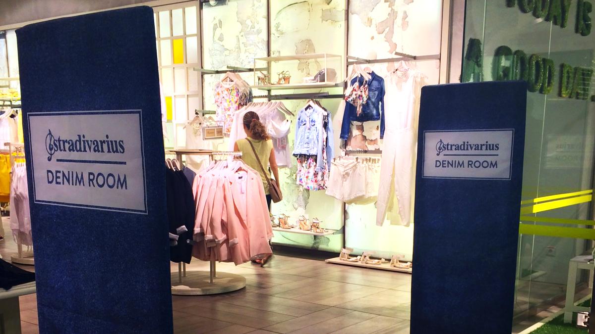 Бутик молодежной женской одежды, обуви и аксессуаров STRADIVARIUS